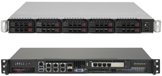 1U Rack Mount - Single Processor Servers - Intel & AMD Platforms