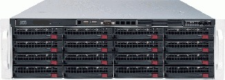 3U Rack Mount Servers - 3U Storage Servers - Single or Dual CPU