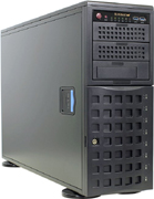 Pedestal Servers - Intel Xeon and AMD Opteron CPU Solutions