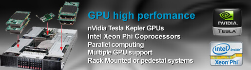 GPU high performance, nVidia Tesla