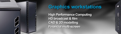 Graphics Workstations GPU Servers UK